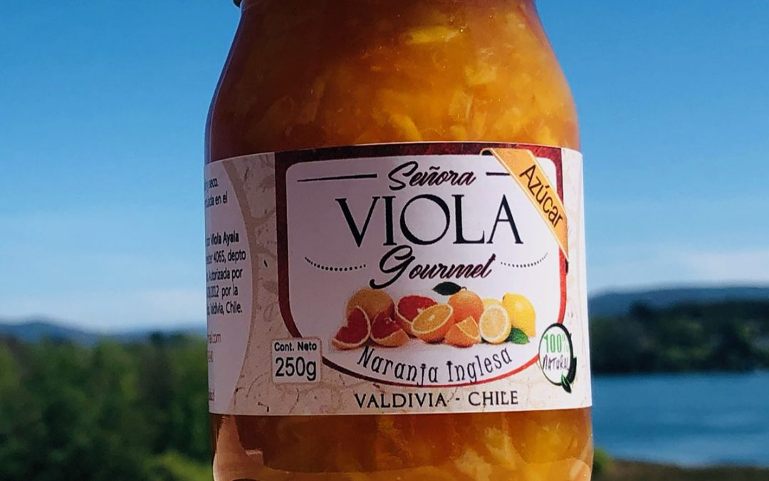 Mermelada de Naranja Inglesa